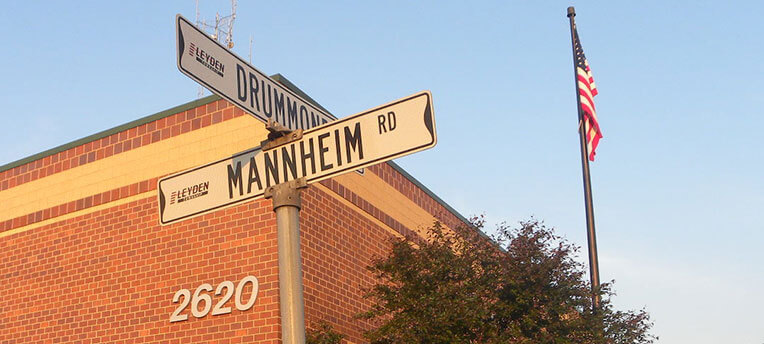 Corn of Drummond and Mannheim